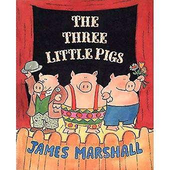 The Three Little Pigs (Picture Puffin Books)