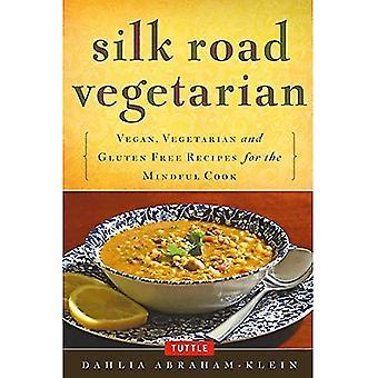 Silkkitie kasvis: Vegaani, vegetaarinen ja gluteeniton vapaa Reseptit tietoinen kokki