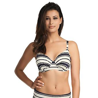 Fantasie Biarritz W Fs5733 Underwired Gathered Bikini Top