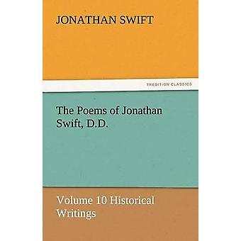Die Gedichte von Jonathan Swift D.D. von Swift & Jonathan