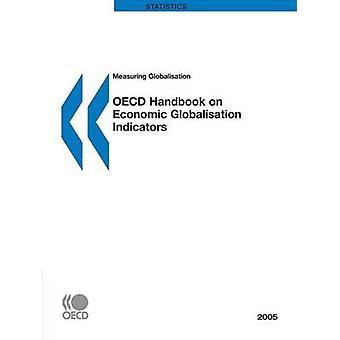 Globalização da OCDE manual sobre a globalização da economia indicadores 2005 pela OCDE de medição