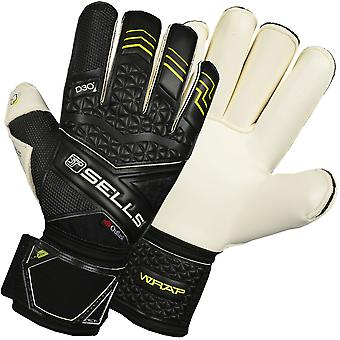 SELLS WRAP ELITE CLIMATE D3O Goalkeeper Gloves Size