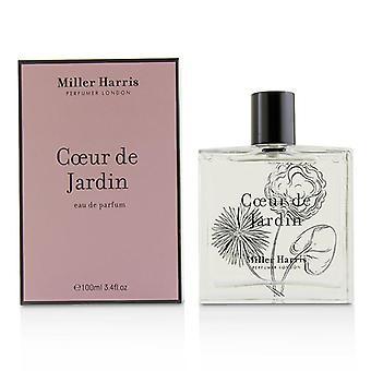 Miller Harris Coeur De Jardin Eau De Parfum Spray - 100ml/3.4oz
