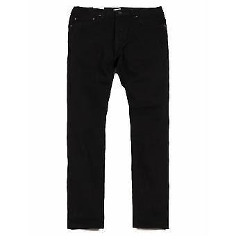 Carhartt WIP Klondike Pant - Black Rinsed (maitland Denim)