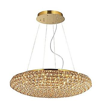 Ideal Lux - King Large Gold Pendant IDL088020
