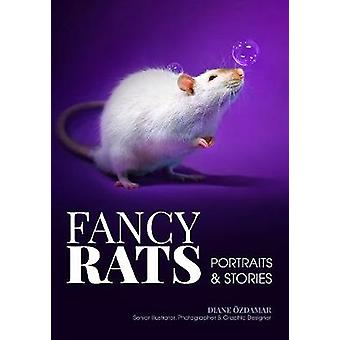 Fancy Rats by Diane Ozdamar - 9781682033708 Book