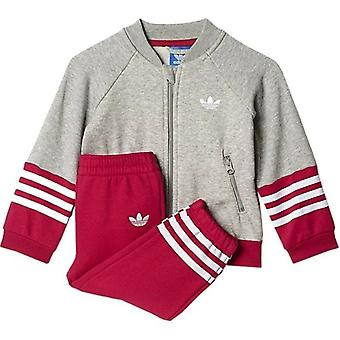 Adidas Originals baby meisjes Fleece Superstar trainingspak