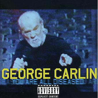 George Carlin - You Are All Diseased [CD] USA import