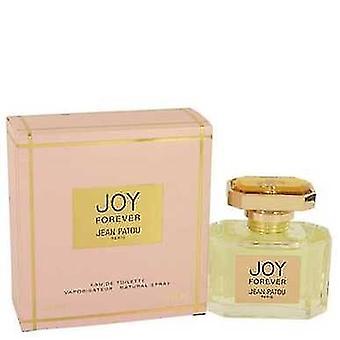 Joy Forever por Jean Patou Eau de toilette spray 1,7 oz (mulheres) V728-533285