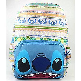 Backpack - Disney - Lilo And Stitch Aloha Hawaiian Blue 16