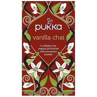 بوكا فانيلا تشاي أكياس الشاي 80