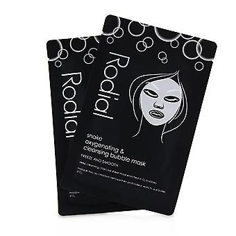 Rodial Snake Oxygenating & Cleansing Bubble Mask 8pcs