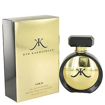 Kim kardashian gold eau de parfum spray by kim kardashian 483515 100 ml