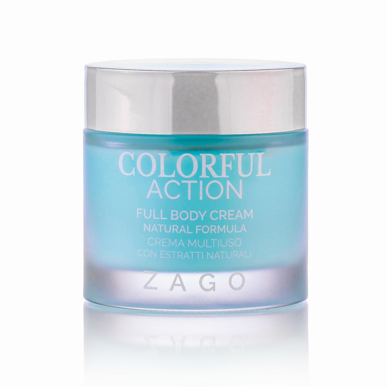 Natural Formula Multi-Purpose blue gel Colorful Action