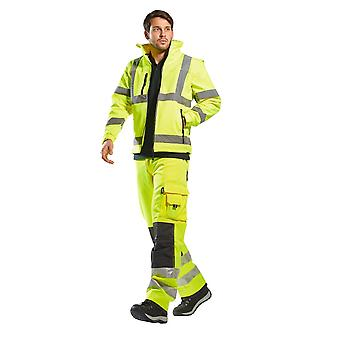 Portwest hi-vis softshell jacket (3l) s428