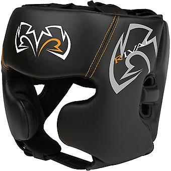 RIVAL Boxing RHG60 Workout Training Headgear - Black