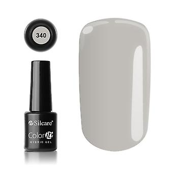 Gel Polish-Color IT-* 340 8g UV Gel/LED