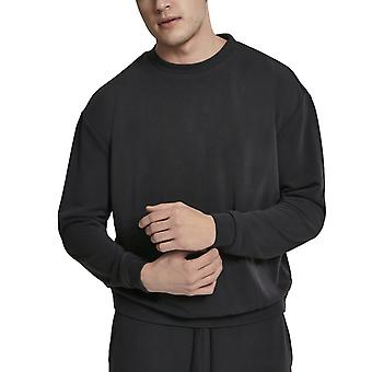 Urban Classics - MODAL Terry Crewneck Sweater Black