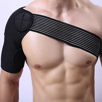 Verstelbare schoudersteun brace Strap compressie bandage wrap