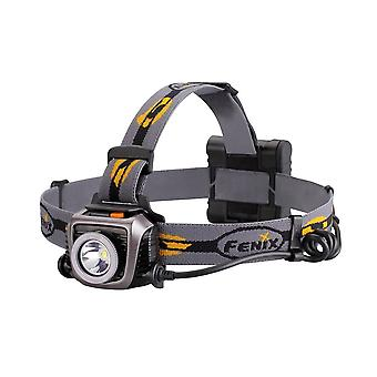 Fenix HP15 Ultimate Edition LED Headlamp, 900Lumens, Gray #HP15UEGR