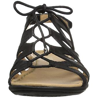 Naturalizer Womens eigenzinnigheid Open teen Casual enkel riem sandalen