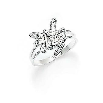 925 Sterling Silver Fairy Toe Ring Jewelry Gifts for Women