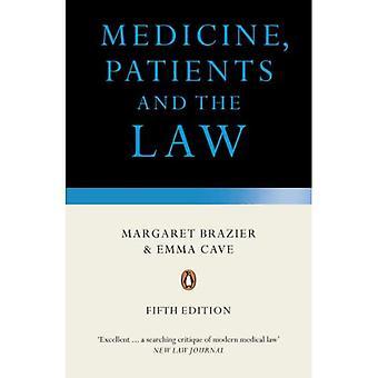 Medicin, patienter og jura: revideret og ajourført femte udgave