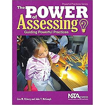 The Power of Assessing  Guiding Powerful Practices by Lisa M Nyberg & Julia V McGough