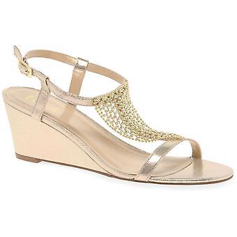 Lotus Kassidy naisten mekko sandaalit