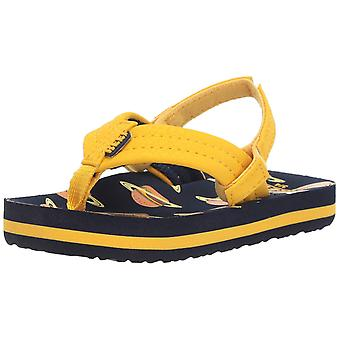Reef Ahi Boys' Starpless Flip Flop (Toddler/Little Kid/Big Kid)