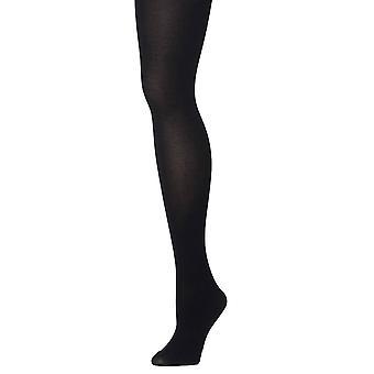 Esprit katoenen panty - zwart