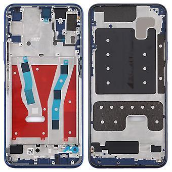 Midtre ramme for Huawei Honor 9X blå midtramme ramme tilfelle tilbehør reserve del