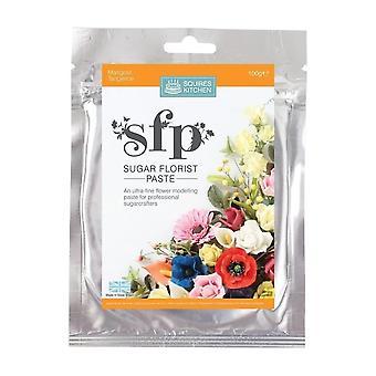Squires keittiö SFP sokeri kukka kauppias Liitä Marigold (Tangerine) 100g
