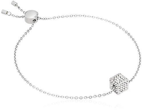 Calvin Klein Rocking Sterling Silver Swarovski Ladies Bracelet KJ9CWB040100