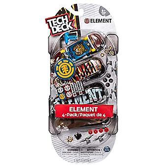 Tech deck multi-pack speelset