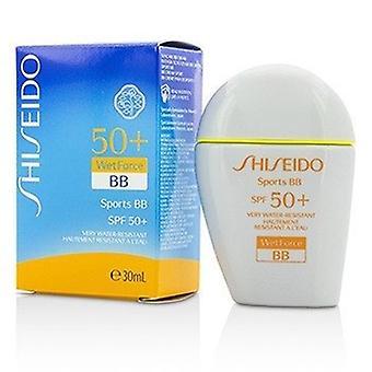 Shiseido Sports Bb Spf 50+ Sehr wasserabweisend - ' Light 30ml/1oz