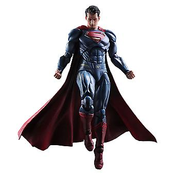 Batman mod Superman Dawn of Justice Superman Play Arts Figur