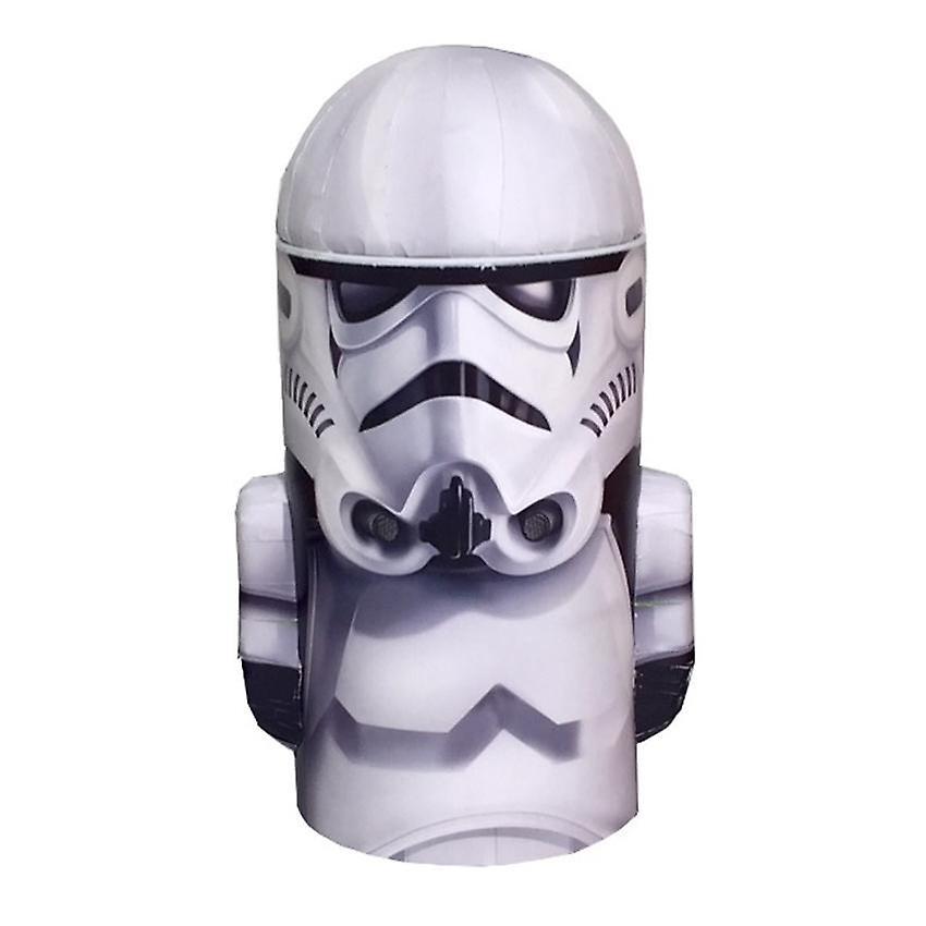 حرب النجوم - stormtrooper رئيس شكل القصدير مربع المال