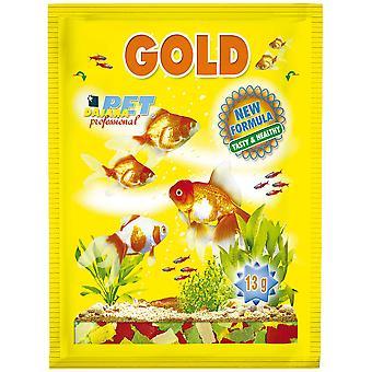 Dajana Gold Bolsa 13 Grs (Fish , Food , Warm Water)