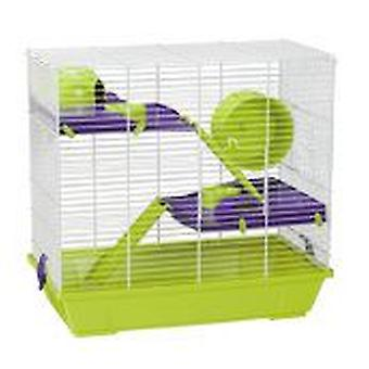 Voltrega Hamster Cage 949 (White) (Small pets , Cages and Parks)