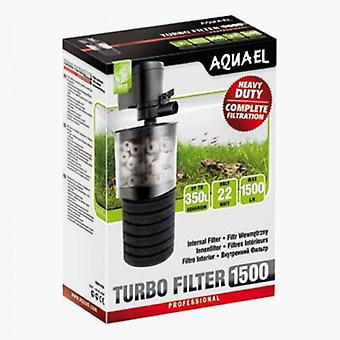 Aquael Interior filter 1500 Turbo- (Fish , Filters & Water Pumps , Internal Filters)