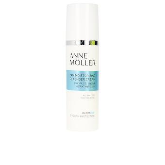Anne Möller Blockâge 24h Moisturizing Defense Cream 50 ml voor vrouwen