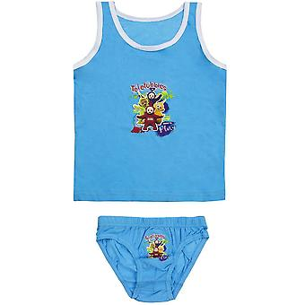 Teletubbies kids underwear set