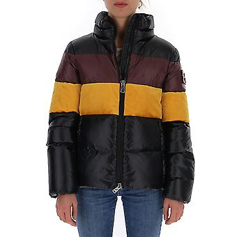 Na Label Al035999 Women's Multicolor Polyester Down Jacket