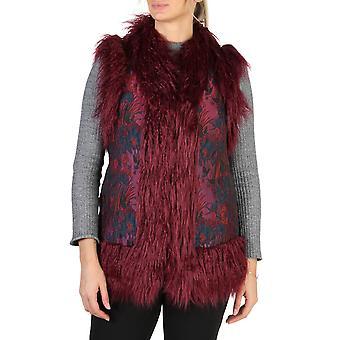 Guess Original Women Fall/Winter Vest - Red Color 38067
