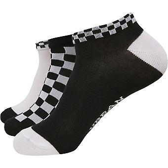 Urban Classics - Low SNEAKER Socks Pack of 3