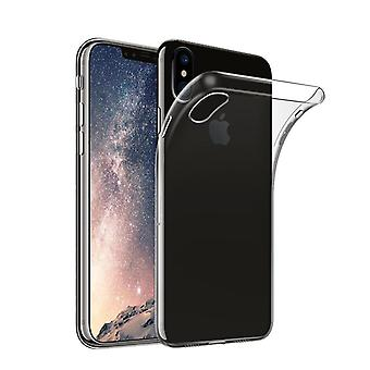 10x iPhone X/XS Shell-Transparent 0.5 mm (Big-Pack)