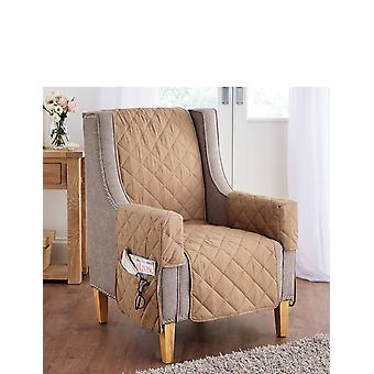 Chums Quilted Furniture Protectors/Armchair Organiser Chair or 2 or 3 Sofa Settee