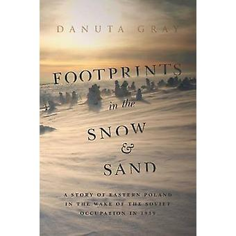 Footprints in The Snow and Sand by Gray & Danuta