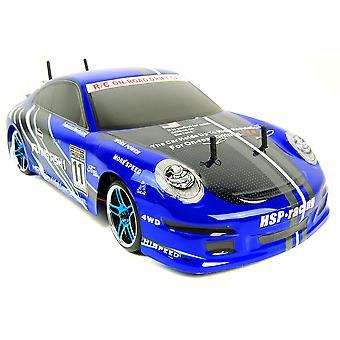 Porsche Style Drift Radio Control Car - PRO Brushless Version